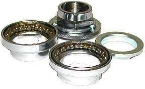 "1-5/8"" (41.5mm) OD Headset Cup and Bearing Set"