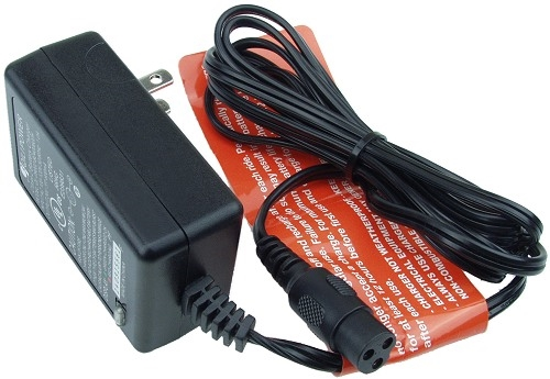 Battery Charger For Razor Crazy Cart  Crazy Cart Dlx